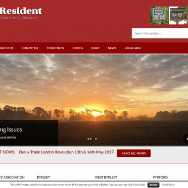 Local Community Website